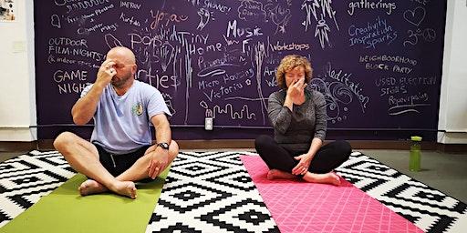 Pranayama & Dhyana @ The Hub Community Space