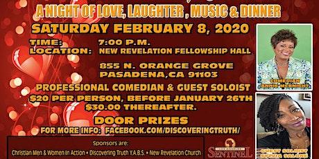A Pre Valentines Day Celebration tickets