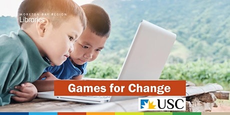 Games for Change - Caboolture Library tickets