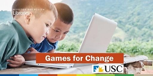 Games for Change - Caboolture Library