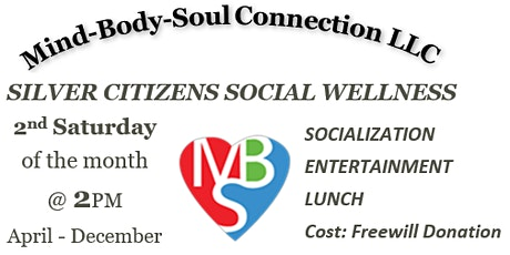 Silver Citizens Social Wellness tickets
