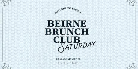 Beirne Brunch Club 20th June tickets