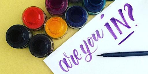 Calligraphy: January 28