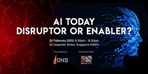 AI Today: Disruptor or Enabler?