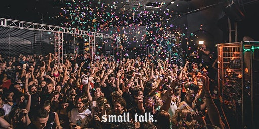 Small talk. | aus day weekend (U18)