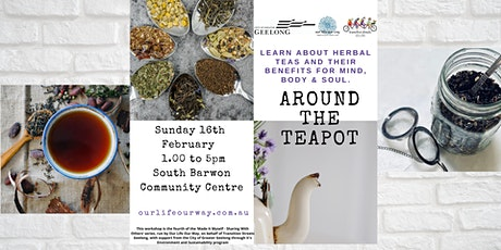 Around The Herbal Teapot tickets