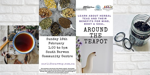 Around The Herbal Teapot