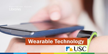 Wearable Technology - Redcliffe Library tickets