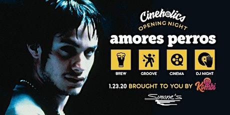 Drinks and a Movie at Simone's - Opening night (FREE) tickets
