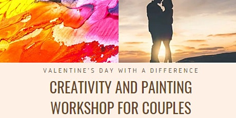 Valentine's Day Creativity and Painting Workshop for Couples tickets