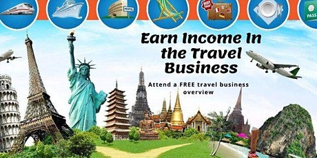 Learn to Earn in the $8Trillion Travel Industry tickets