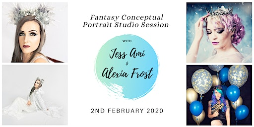 Fantasy Creative Portrait Workshop