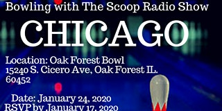 Bowling with The Scoop Radio Show