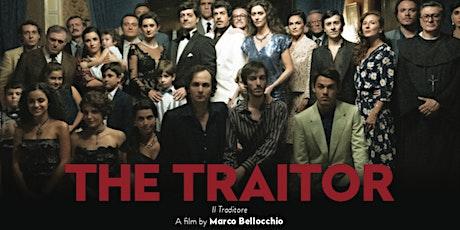 Melnitz Movies - The Traitor tickets