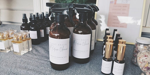 Natural Products Making Workshop