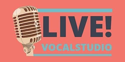 Vocalstudio Live! y open mic Madrid