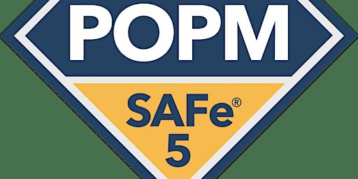 SAFe 5.0 Product Owner / Product Manager (POPM) Workshop - Herndon (DC Area), April 2020