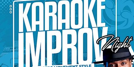 Karaoke Improv at B51 tickets