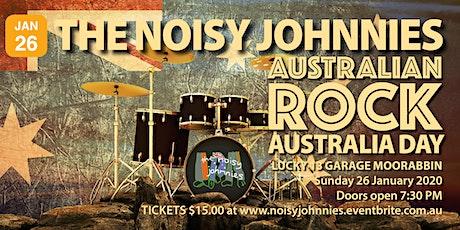 Australia Day 2020 Bushfire Benefit tickets