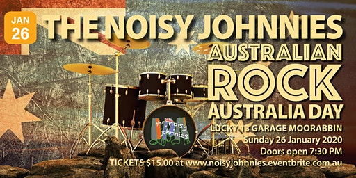 Australia Day 2020 Bushfire Benefit