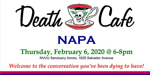 Death Cafe Napa