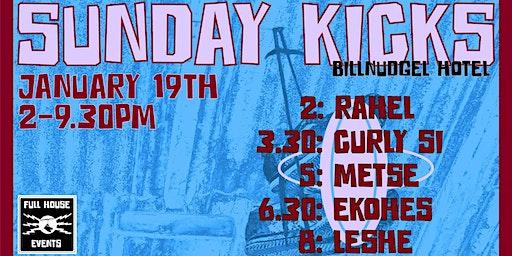 Sunday Kicks # 25