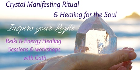NEW YEAR CRYSTAL MANIFESTING RITUAL& HEALINGFOR THE SOUL tickets