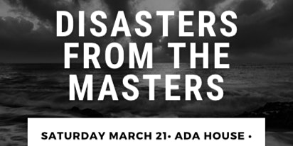 Disasters From The Masters