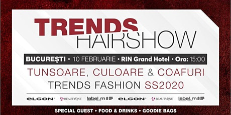 TRENDS HAIRSHOW ELGON tickets