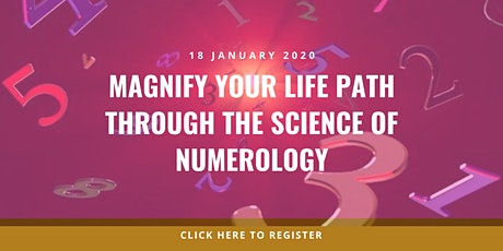 Free Numerology Seminar tickets