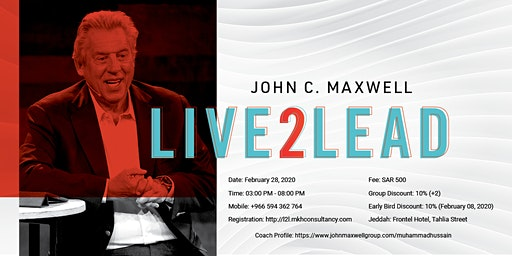 06th John C. Maxwell Live2Lead Global Leadership Re-broadcast
