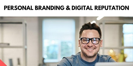 Personal branding e digital reputation (in diretta streaming) tickets