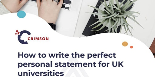 How to Write the Perfect Personal Statement for UK University Admissions