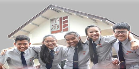 Jurong Secondary School CCA Experiential Week 2020 (Scouts) tickets