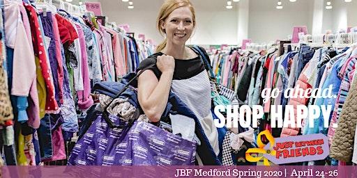 FREE TICKET!! - JBF Medford Spring 2020