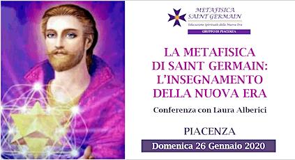 La Metafisica di Saint Germain: l'insegnamento della nuova Era biglietti