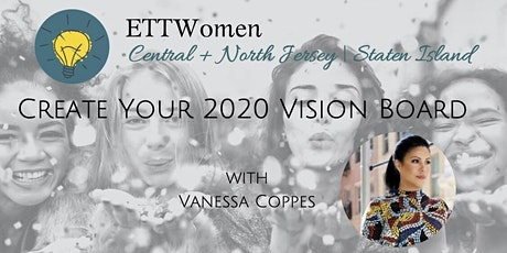 ETTWomen: Create Your 2020 Vision Board with Vanessa Coppes tickets