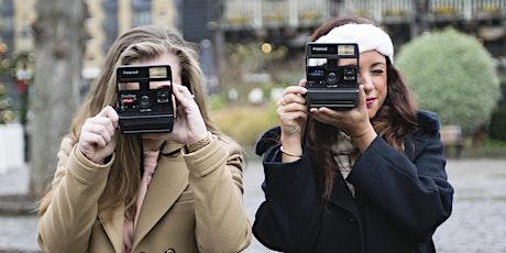 The Polaroid Experience - Explore London with a Polaroid tickets