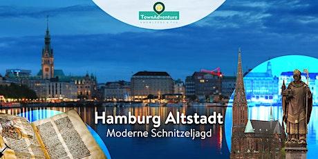 10 Geheimnisse der Altstadt - eine spannende Stadtrallye in Hamburg Tickets