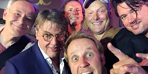 De Nederpop All-Stars & Henk Westbroek @ The Boathouse Kralingen