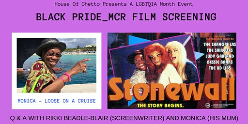 Black Pride_MCR Film Screening