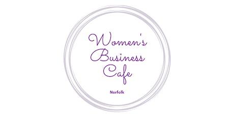 Women's Business Café, Norwich Networking - Feb 2020 tickets