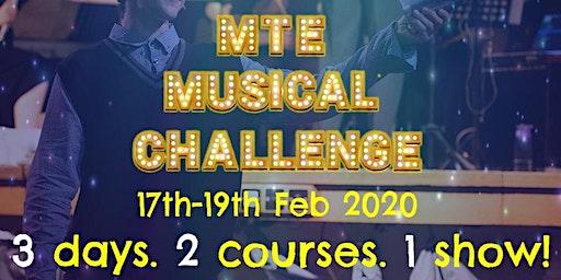 MTE Musical Challenge