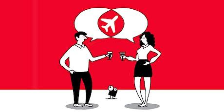 Les aéroports privatisés / Apéro-Débat de Mediacités Toulouse #2 billets