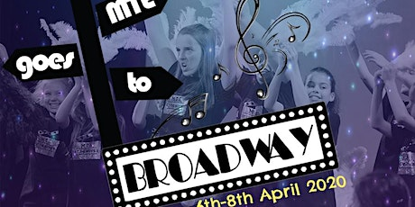 MTE GOES TO BROADWAY tickets