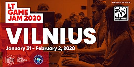 LT Game Jam 2020 Vilnius