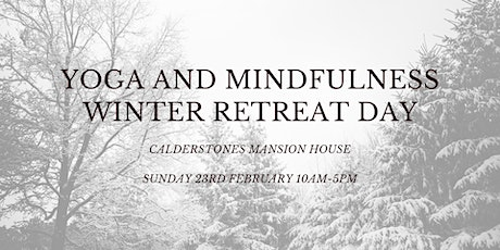 Yoga and Mindfulness Winter Retreat Day tickets