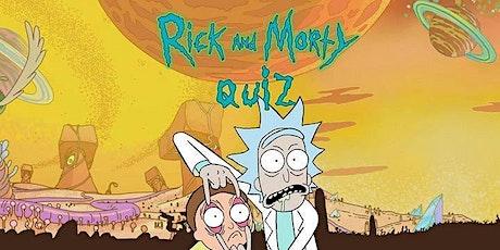 Rick and Morty Pub Quiz Special tickets