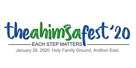 Ahimsafest 2020 - Vegan festival of Mumbai tickets