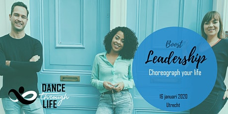 Workshop/Boost: Leadership - Choreograph your life tickets